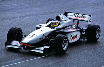Nick Heidfeld, West Jnr Team International F3000