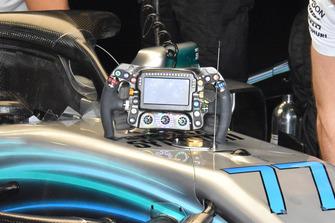 Mercedes AMG F1 stuurwiel