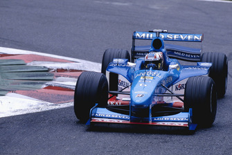 Alexander Wurz, Benetton B198
