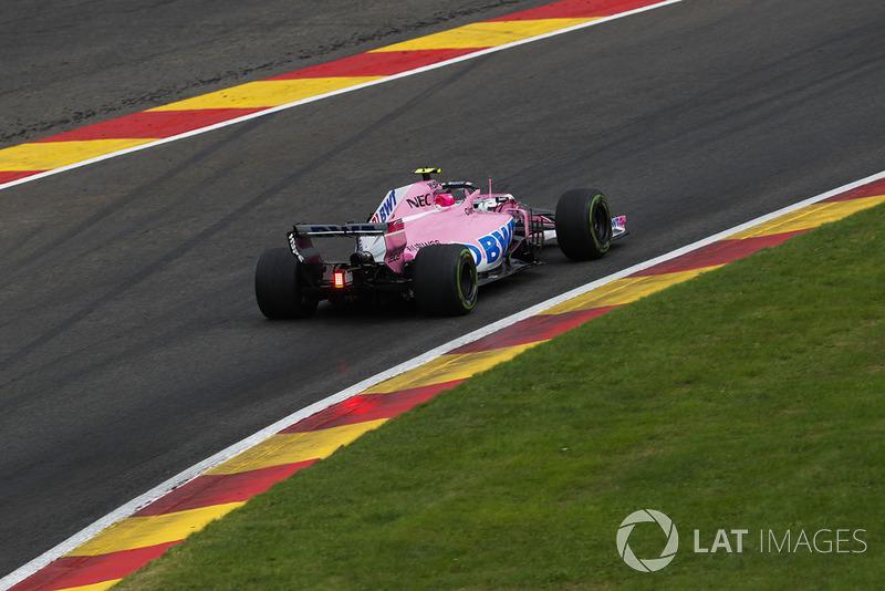 6. Esteban Ocon, Racing Point Force India VJM11