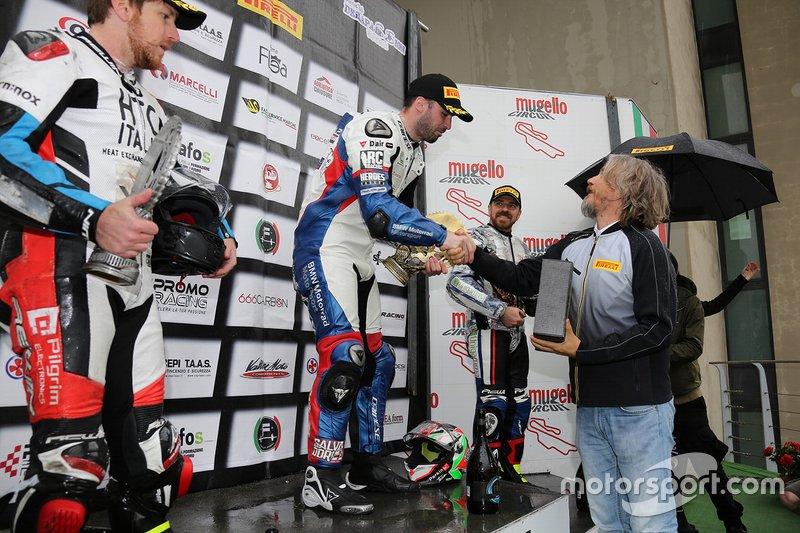 Pirelli Cup: Round 2