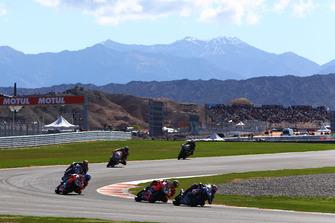 Alex Lowes, Pata Yamaha, Chaz Davies, Aruba.it Racing-Ducati SBK Team