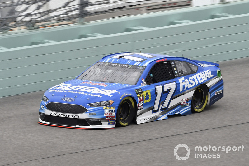 9. Ricky Stenhouse Jr., Roush Fenway Racing, Ford Fusion Fastenal