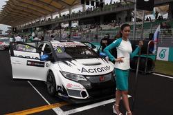 Михайло Грачов, Honda Civic TCR , WestCoast Racing