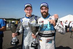 Maxime Potty e Stefano Comini, Team WRT