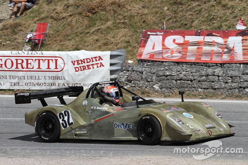 Cataldo Esposito, Radical SR4, Autosport Sorrento