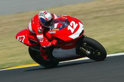 Трой Бэйлисс, Ducati Team