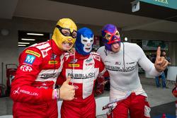 #13 Rebellion Racing Rebellion R-One AER: Matheo Tuscher, Dominik Kraihamer, Alexandre Imperatori