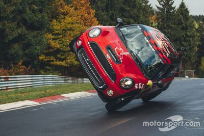 Around the Nordschleife on two wheels