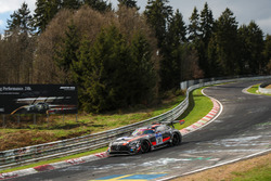 #30 HTP Motorsport,  Mercedes-AMG GT3: Maximilian Buhk, Thomas Jäger, Dominik Baumann