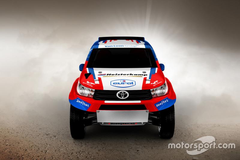 Toyota Hillux, Van Loon Racing