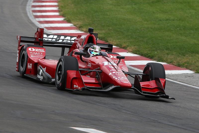 Грем Рейхол, #15, Rahal Letterman Lanigan Racing Honda