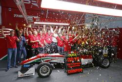 Formel-3-Europameister 2016: Lance Stroll, Prema Powerteam, Dallara F312, Mercedes-Benz
