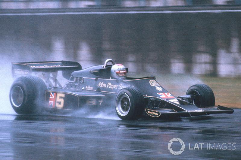 1976. Lotus 77 Ford