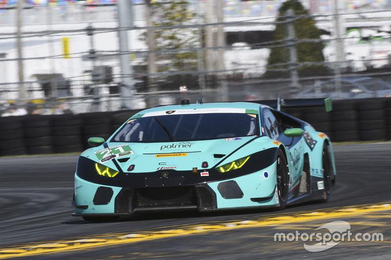 #21 Konrad Motorsport Lamborghini Huracan GT3