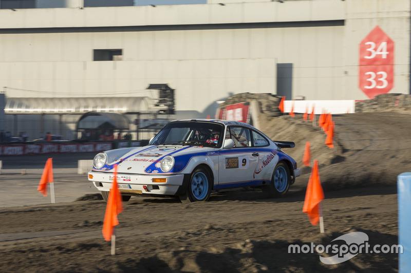 Domenico Guagliardo, Porsche 911 SC RS