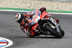 Jorge Lorenzo, Ducati Team with new fairing