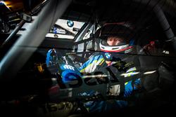 #100 BMW Team SRM, BMW M6 GT3: Steve Richards