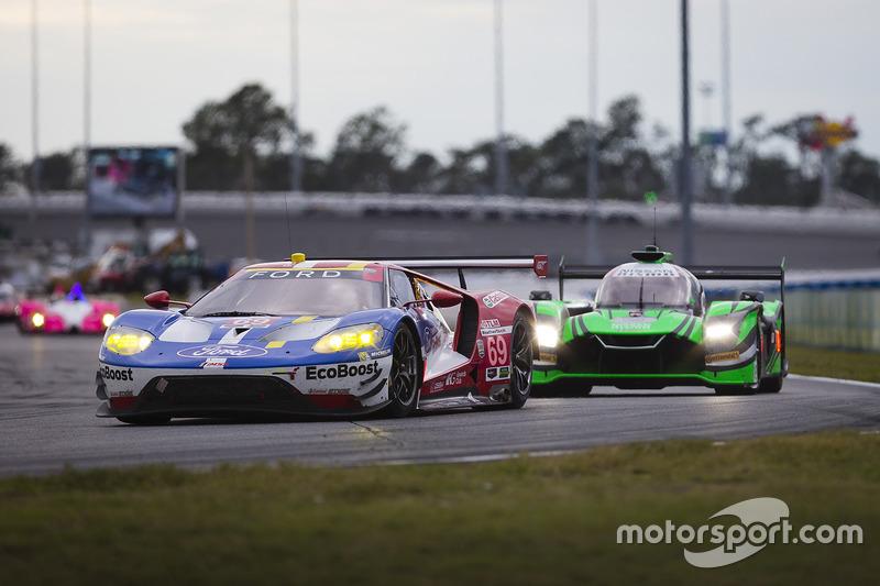 #69 Ford Performance Chip Ganassi Racing Ford GT: Andy Priaulx, Harry Tincknell, Tony Kanaan