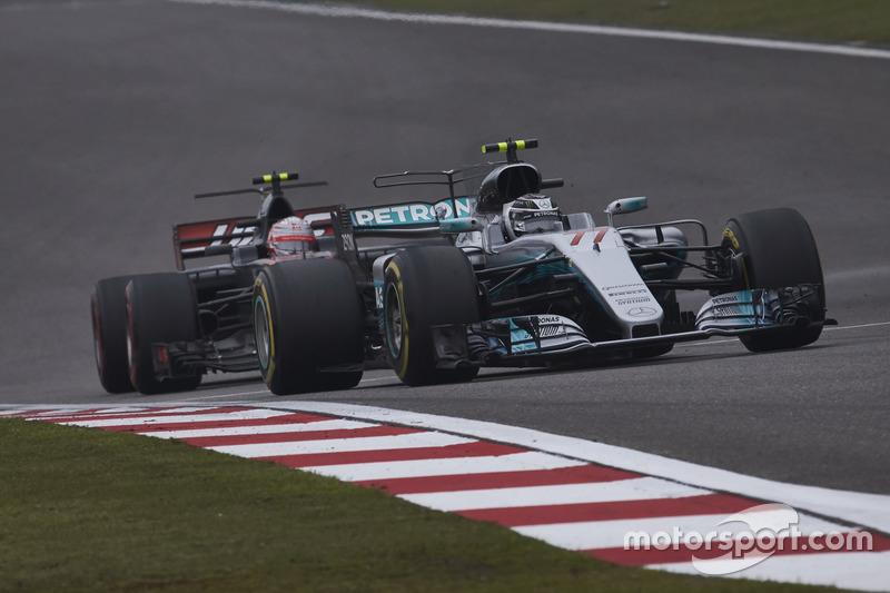 6e : Valtteri Bottas (Mercedes)