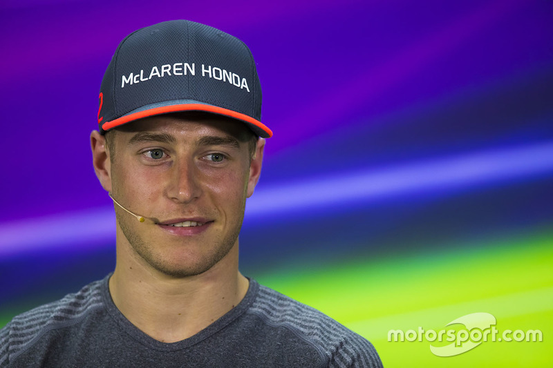 Stoffel Vandoorne, McLaren