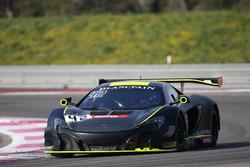 #42 Strakka Racing, McLaren 650 S GT3: Strakka Racing, Nick Leventis, Lewis Williamson, Craig Fleming