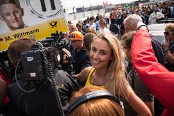 Gridgirl, Max Verstappen, F1, Red Bull Racing