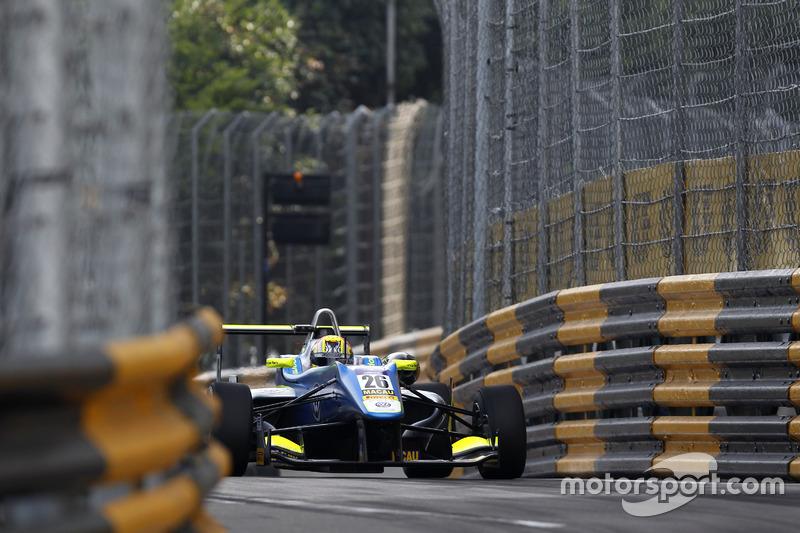 2016 - Grand Prix de Macao