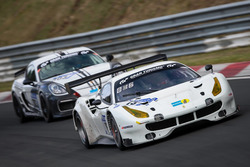 #15 Octane 126 AG, Ferrari 488 GT3: Fabio Leimer, Björn Grossmann