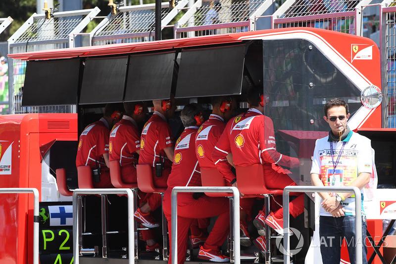 Verlierer: Ferrari