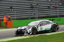 #54 Emil Frey Lexus Racing Lexus RC F GT3: Альберт Коста, Філіпп Фромменвілер, Еміль Фрей