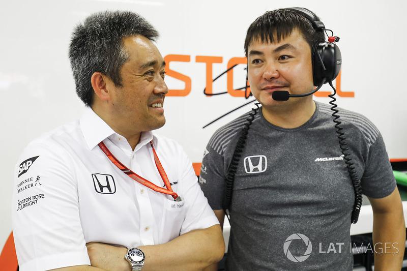 Masashi Yamamoto, Gerente General de Motorsport División, Honda Motor Co