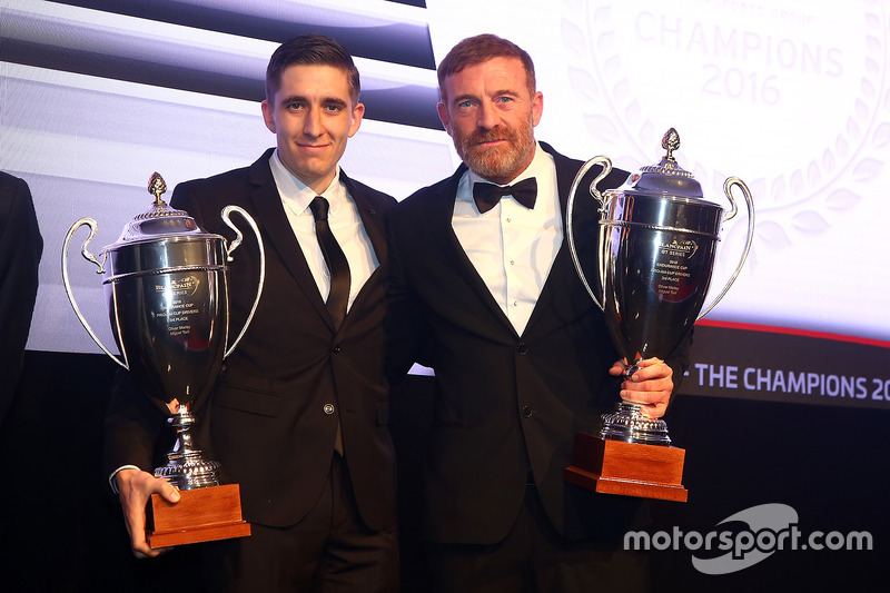 2016 Copa Endurance Pro-AM Copa pilotos, Oliver Morley, Miguel Toril, tercer lugar