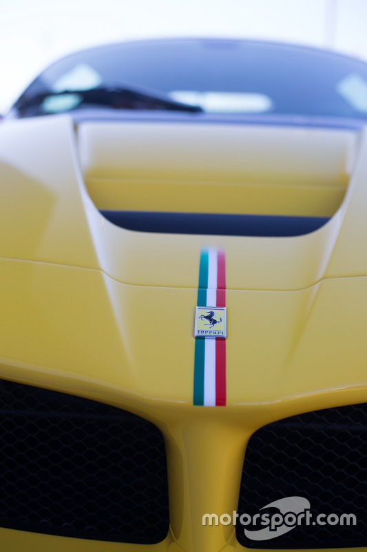 Detalle de Ferrari