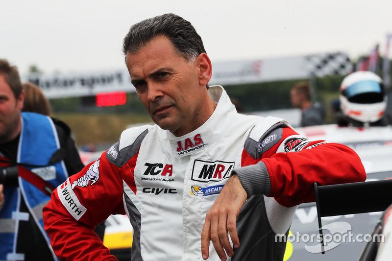 Роберто Кольчаго, M1RA, Honda Civic TCR