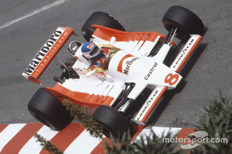 1979 : McLaren M28, à moteur Ford Cosworth