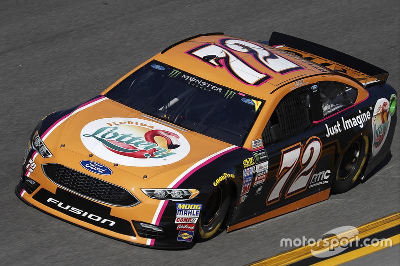 #72: Cole Whitt, TriStar Motorsports, Ford