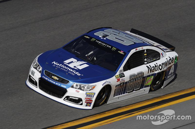 #88: Dale Earnhardt Jr., Hendrick Motorsports, Chevrolet