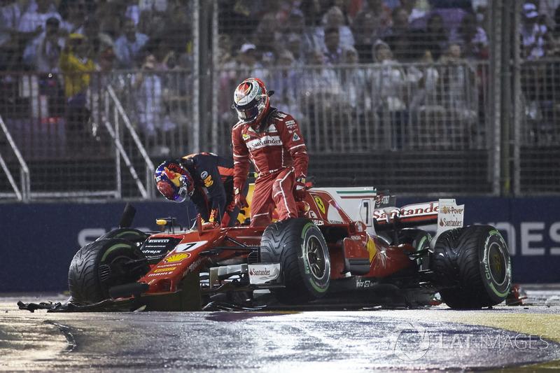 Kimi Raikkonen, Ferrari (4 abandonos)