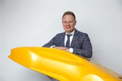 Mitja Borkert, chef design Lamborghini