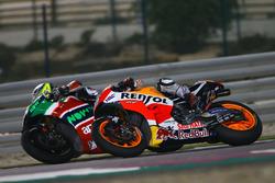 Алейш Еспаргаро, Aprilia Racing Team Gresini; Марк Маркес, Repsol Honda Team