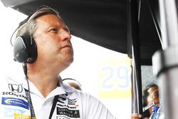 Zak Brown, McLaren CEO