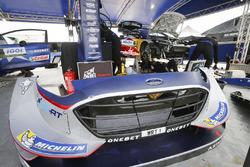 M-Sport Ford Fiesta WRC bumper