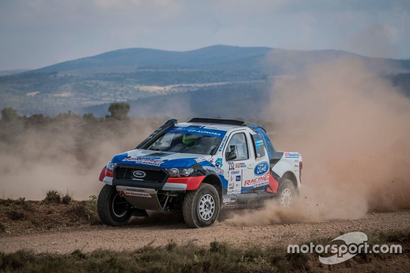 #214: Ruben Gracia/Sergio Peinado – Ford Ranger GPR17