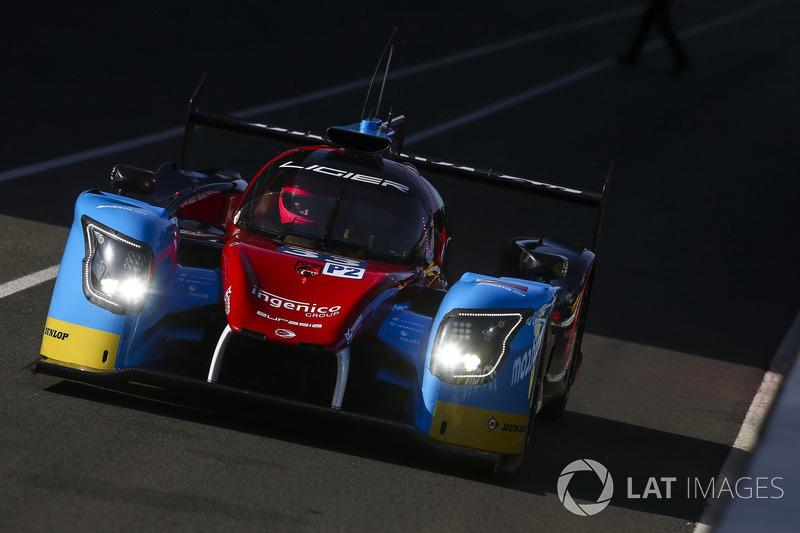 #33 Eurasia Motorsport, Ligier JS P217 Gibson: Jacques Nicolet, Pierre Nicolet, Erik Maris