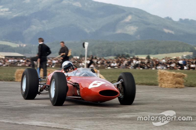 Un aeródromo recibió al primer GP de Austria