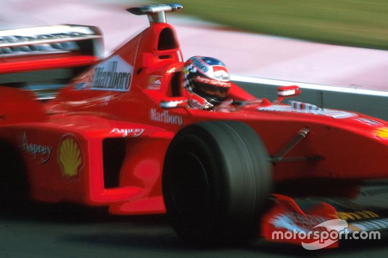 GP Japón 1998: La pesadilla de Schumacher