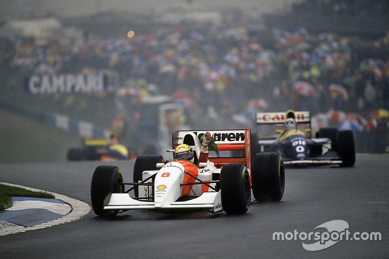 9. GP de Europa 1993