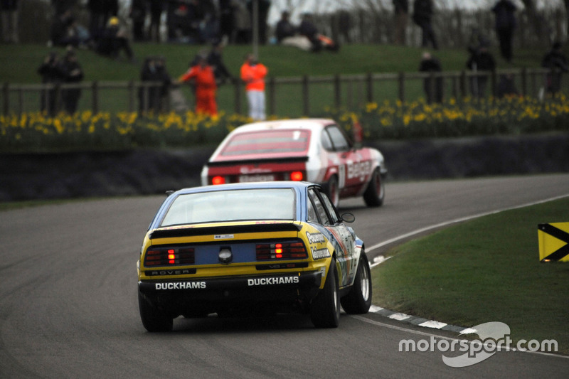 Gerry Marshall Trophy, Shedden, Rover