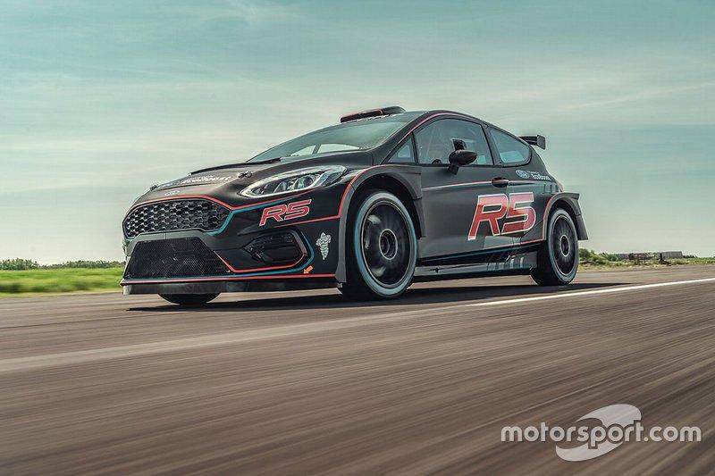Ford Fiesta R5 unveil